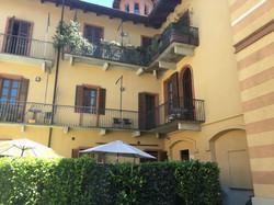 Appartamento apartment villa scati facciata A1