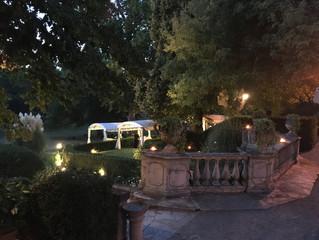 Atmosfere di Fine Estate a Villa Scati