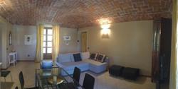 Appartamento apartment villa scati soggiorno B3
