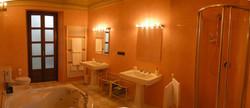 Appartamento apartment villa scati Bagno V3