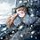 Thumbnail: Poster Winter Lady