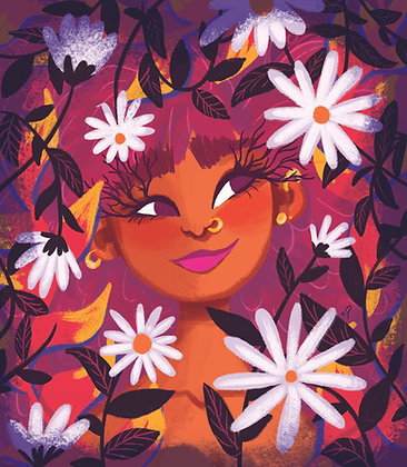 Poster Daisy