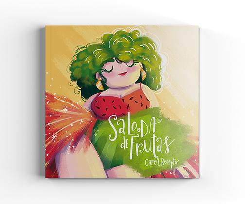 Livro Salada de Frutas