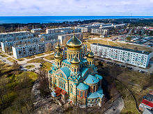 St. Nikolai Sea Cathedral in Liepaja (Ka