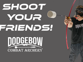 DODGEBOW WEEKLY EVENTS RESTARTING - 27th AUG (50% OFF!!)