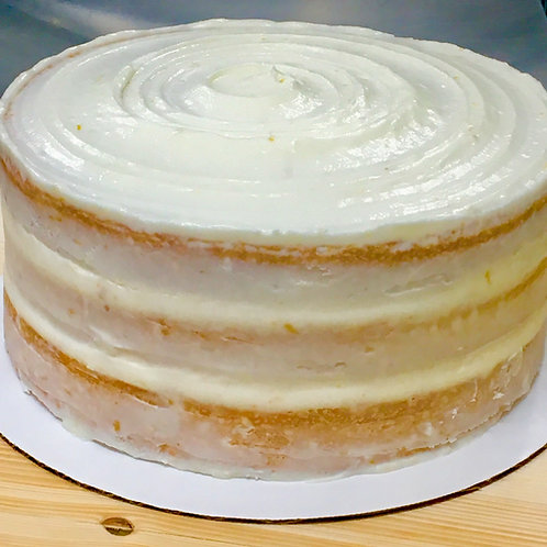 Classic 3-Layer 8-inch Round Cakes (18-20 Slices)