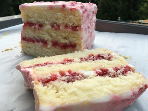 Specialty 3-Layer Loaf Cakes (8-10 Slices)