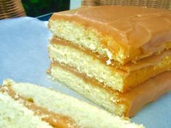 Granny Alice's Caramel Cake