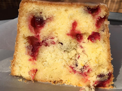 Specialty Pound Cake & Sweet Breads - Half Loaf (8-10 Servings)