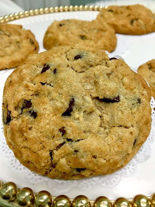 Chunk Cookies - 6 Pack