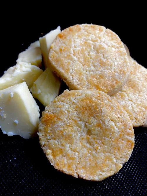 Savory Shortbread Cookies - 8 ounces