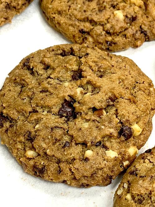 Dairy-Free Chunk Cookies - 6 Pack