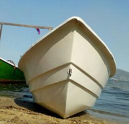 Bote pesca PICCOLO 4,80 - KRAUSE Boats - Barato e confiável - o menor da linha Estaleiro Krause