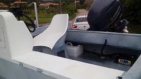 Lancha KRAUSE TR 21 maricultura, transporte de pessoas, policiamento, controle ambiental, policia, fiscalização, mergulho, pesca, projetos especiais. Estaleiro KRAUSE  . KRAUSE Boats.