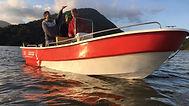 Lancha Krause TR DIVER - panga , krause boats - Estaleiro krause, lancha de pesca, consola central, console central, center console, fishing boat, panga boats