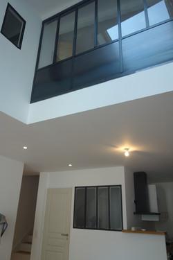 Aménagement hauteur sous plafond