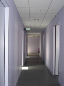 Couloir internat filles