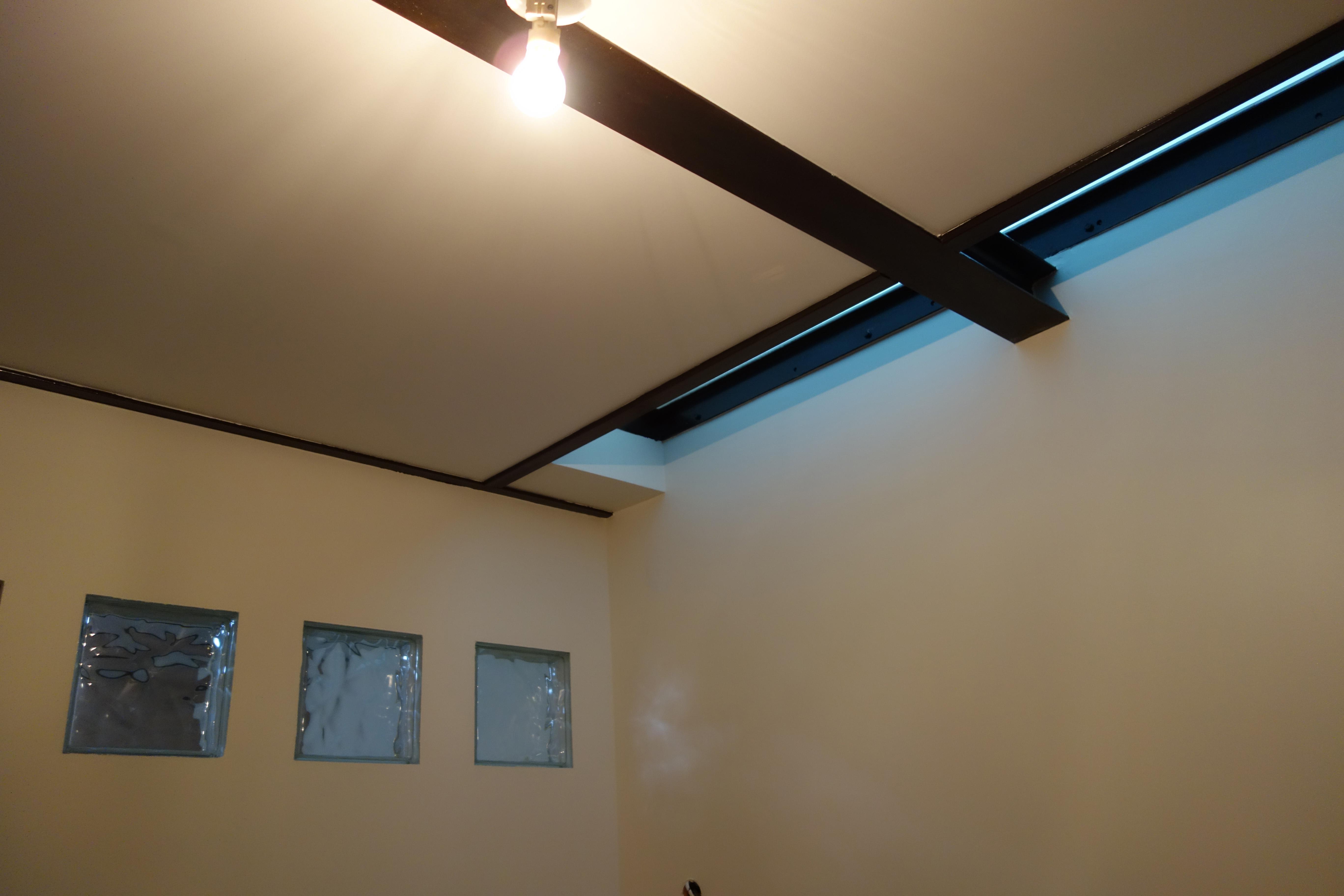 Eclairage niveau sous-sol.JPG