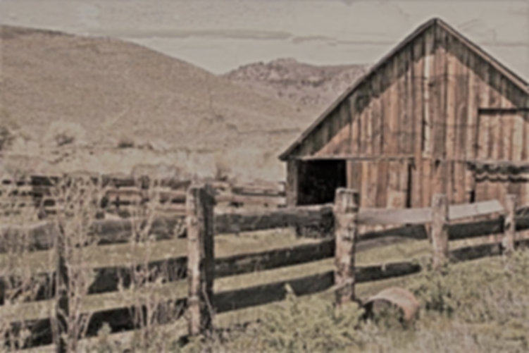 Rustic Tennessee Fenced Barn   Todds of Carson's Fork