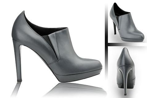 Jil Sander Ankle Boots Grey
