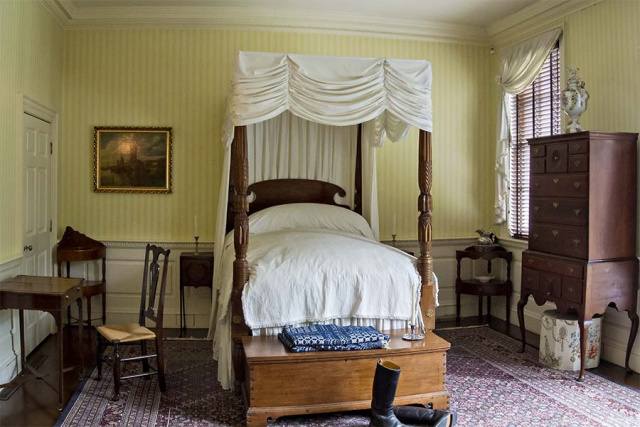 Blennerhassett Bedroom