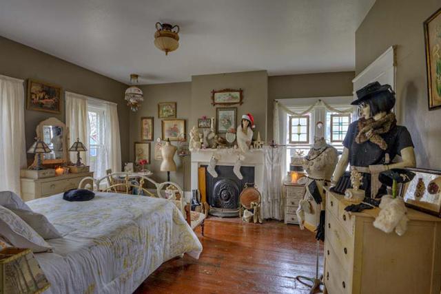 Seth Silver Haines Home