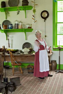 Blennerhassett Kitchen