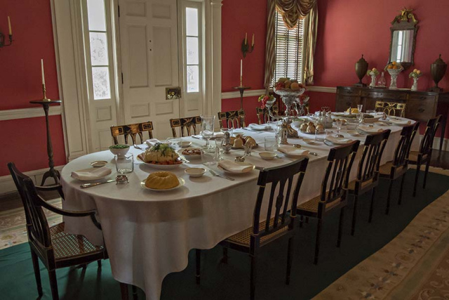Blennerhassett Dining Room