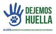DEJEMOS HUELLA (Logo Nuevo Horizontal) (