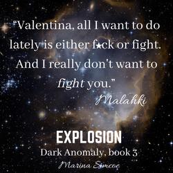 Explosion - Malahki