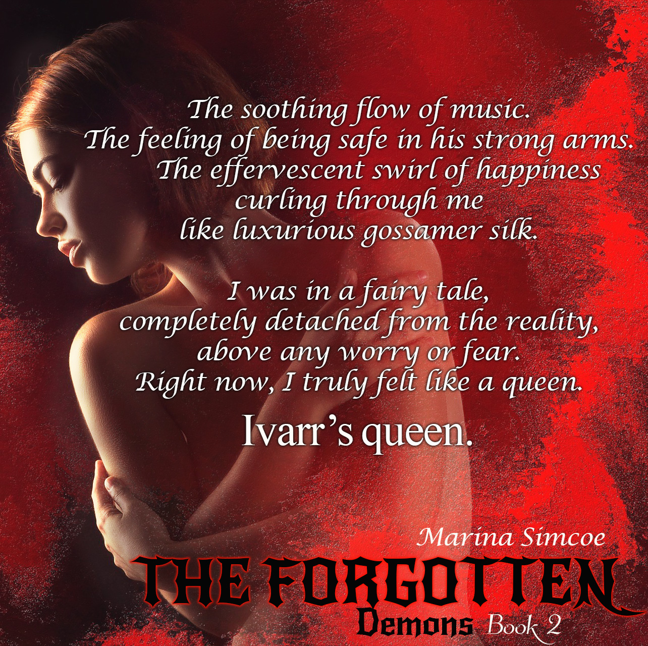 The Forgotten, Demons, Book 2