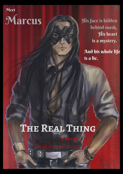 Marina Simcoe-The Real Thing-Marcus