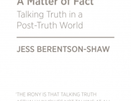 Talking truth in a post-truth world'