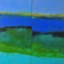 Jane Molinelli_The Long View_acrylic on
