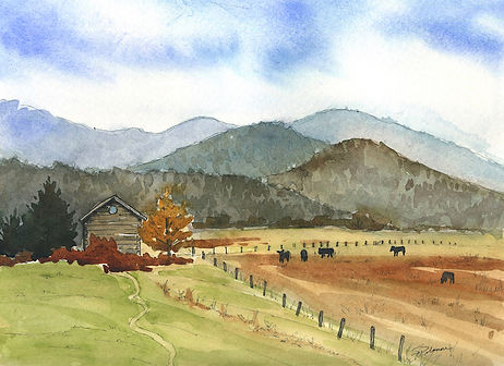Dolamore - Before the Snow  Falls-watercolor and ink-8 x 10-11 x 14-300.jpg
