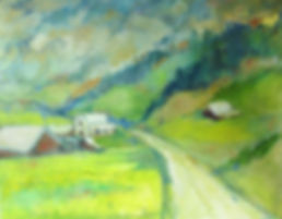 McLaughlin-I Have Passed this way 11_x14