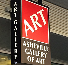 Image result for asheville gallery of art