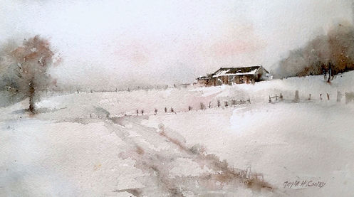 Havens-Winter Barn, Blue Ridge Parkway.j