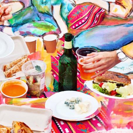 新プランその1|ピクニックで朝食を