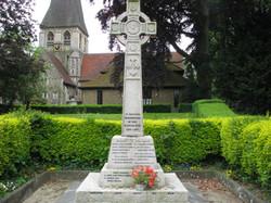 St Mary's Church Churchgate Street Harlow Memorial
