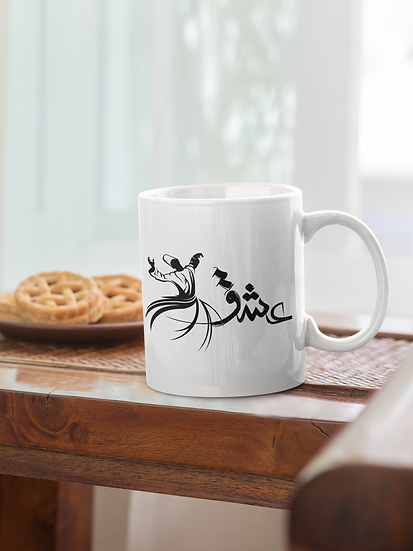 Mug | عشق