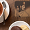 Thumbnail: Coasters Set of 10 | صوفيات