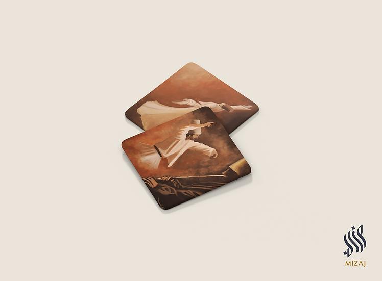 Coasters Set of 5 | صوفيات