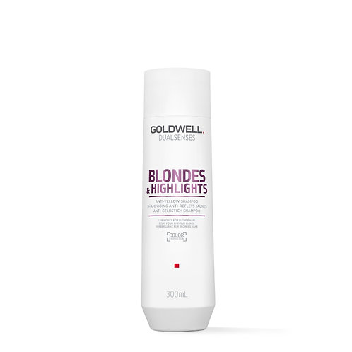 Goldwell Dualsenses Blondes & Highlights Anti-Yellow Shampoo 200ml