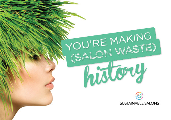 Retreat Hair is a Sustainable Salon!