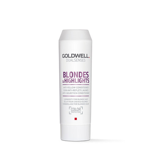 Goldwell Dualsenses Anti-Yellow Conditioner 200ml