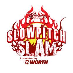 Disney Slowpitch Slam logo4