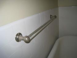 Original towel rod