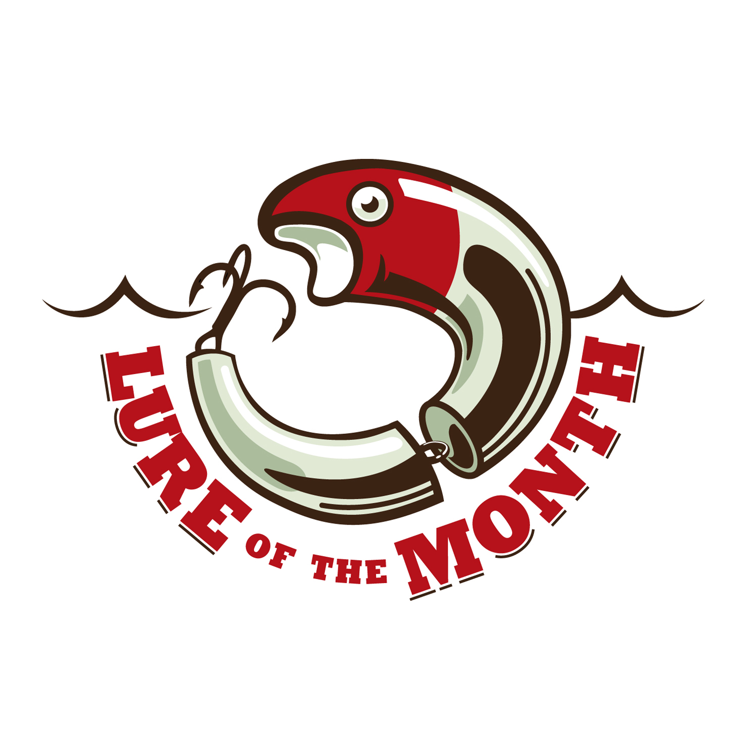 Lure of the Month Logo
