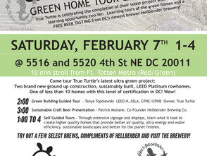 Hellbent on Sustainability Tasting and Tour this Saturday!  Come one come all!